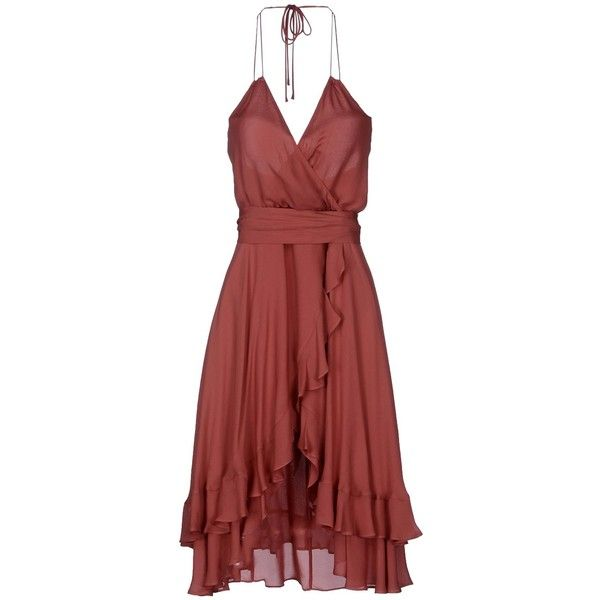 DRESSES - 3/4 length dresses Haute Hippie