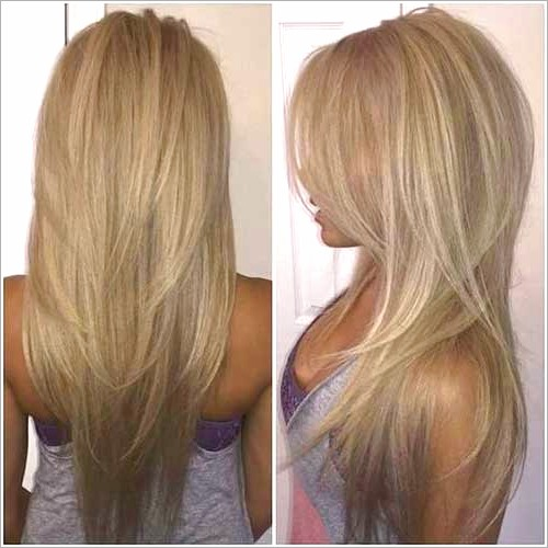 Chic V Shape Haircuts For A New Style Haircuts Shape Style Hair