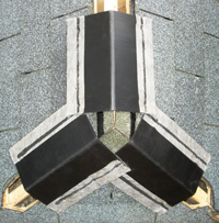 Smartridge By Dci Superior Ridge Vents For Maximum Ventilation Roof Installation Hip Roof Roof Vents