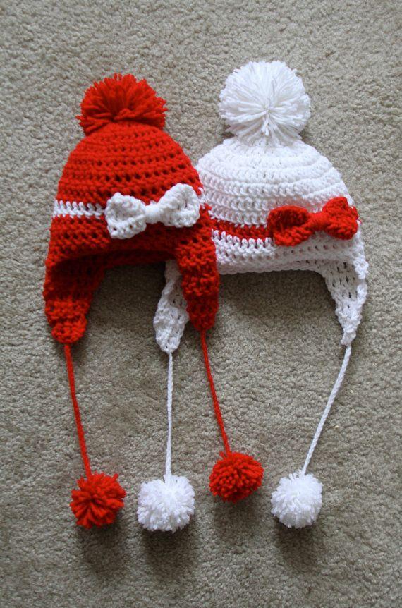 cute winter hats - IDEA | Stricken Tips und Tricks | Pinterest ...