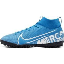 Photo of Nike Jr. Mercurial Superfly 7 Academy Tf Fußballschuh für Kunstrasen für jüngere/ältere Kinder – Bla