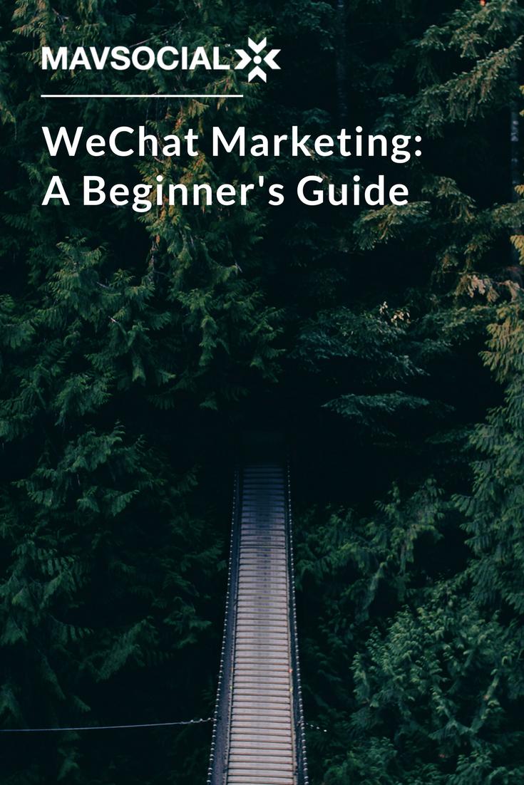 WeChat Marketing: How to Get Started | WeChat Marketing