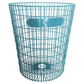 Wire Hamper Teal Laundry Tag Laundry Tags At Home Store