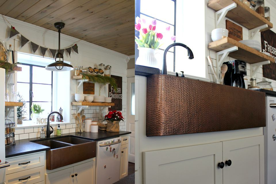 modern farmhouse kitchen inspiration for your next remodel
