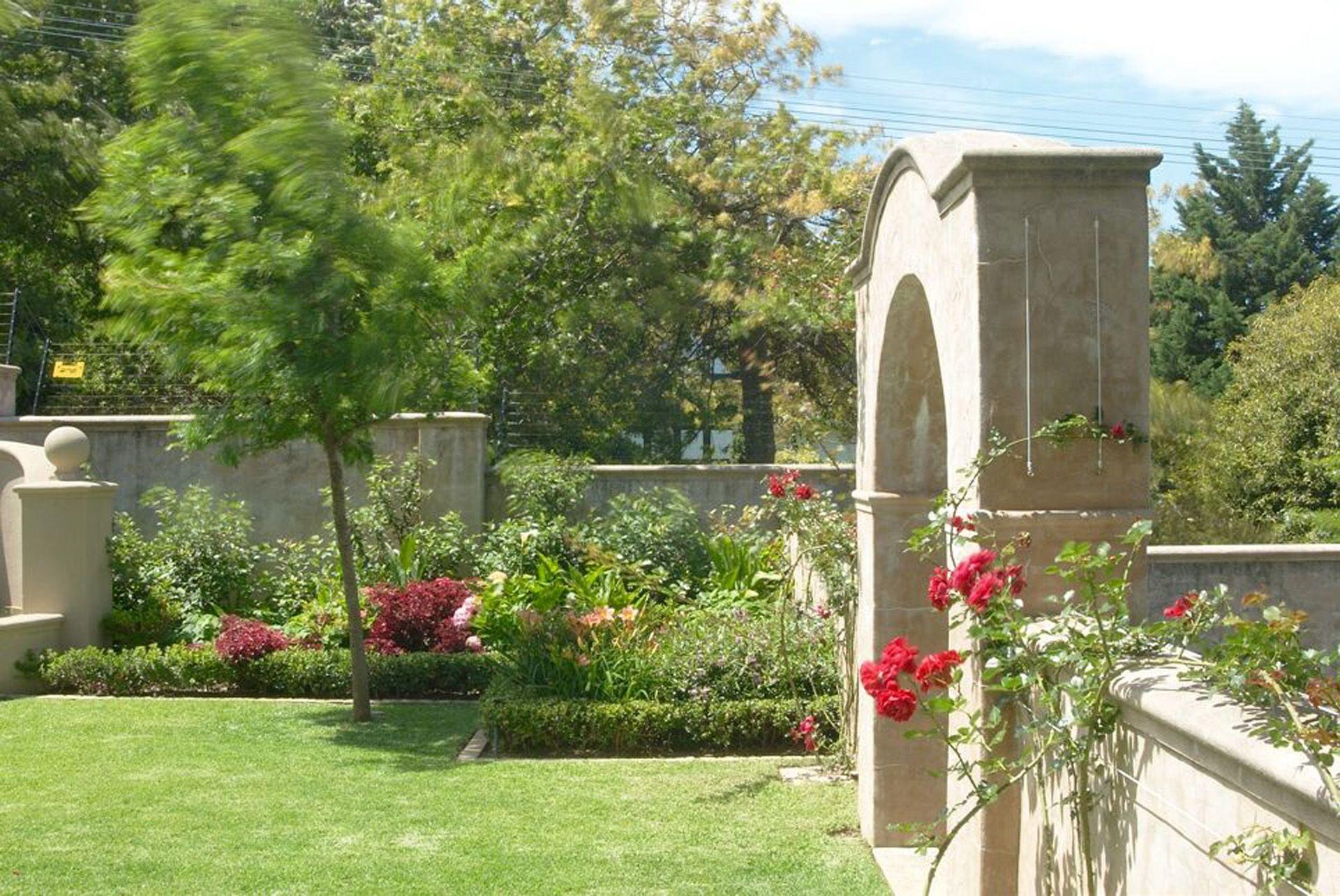 Upper Kenilworth Garden Types Garden Design Garden