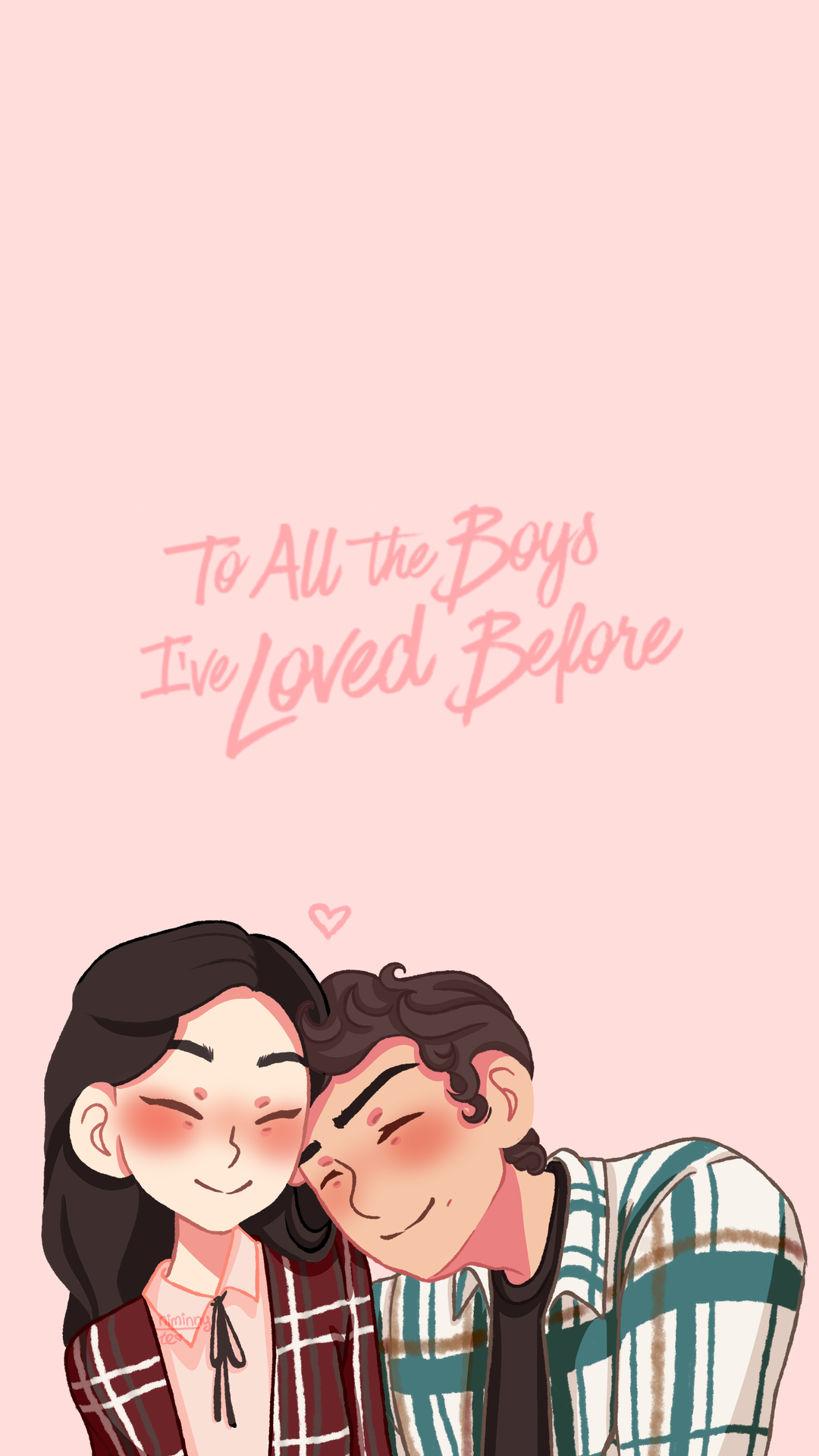 Movie To All The Boys I Ve Loved Before Cute Wallpapers Boys Wallpaper Boys