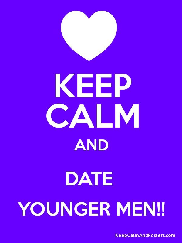 The truth about dating a younger man