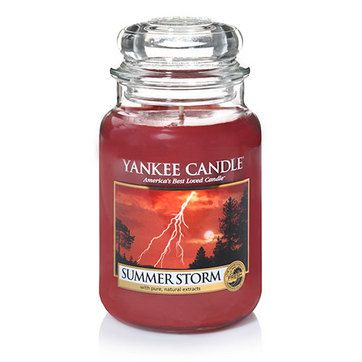 Summer Storm   Yankee candle summer