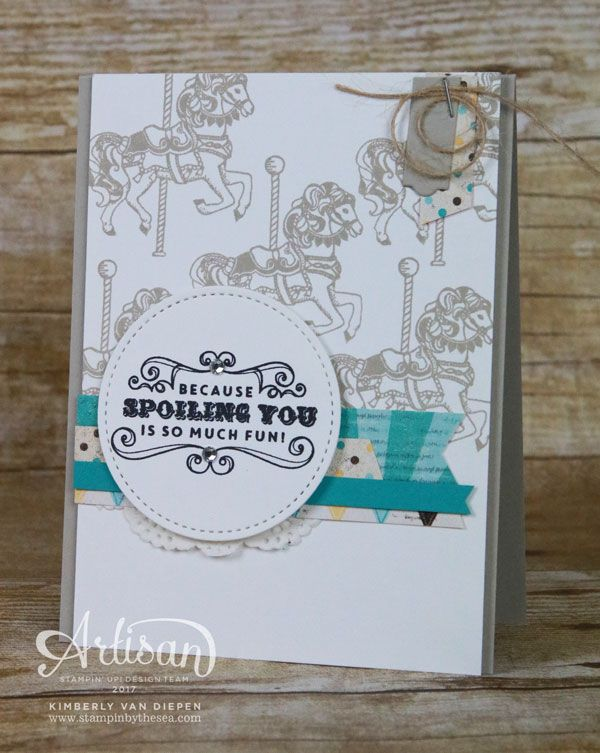 Kimberly Van Diepen | because spoiling you is too much fun | Cupcakes & Carousels-Be Inspired