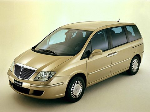 Lancia Phedra Reviews About The Vehicles