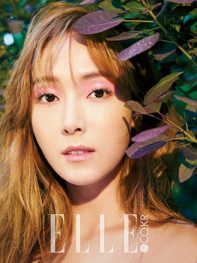 Jessica Jung // Elle Korea