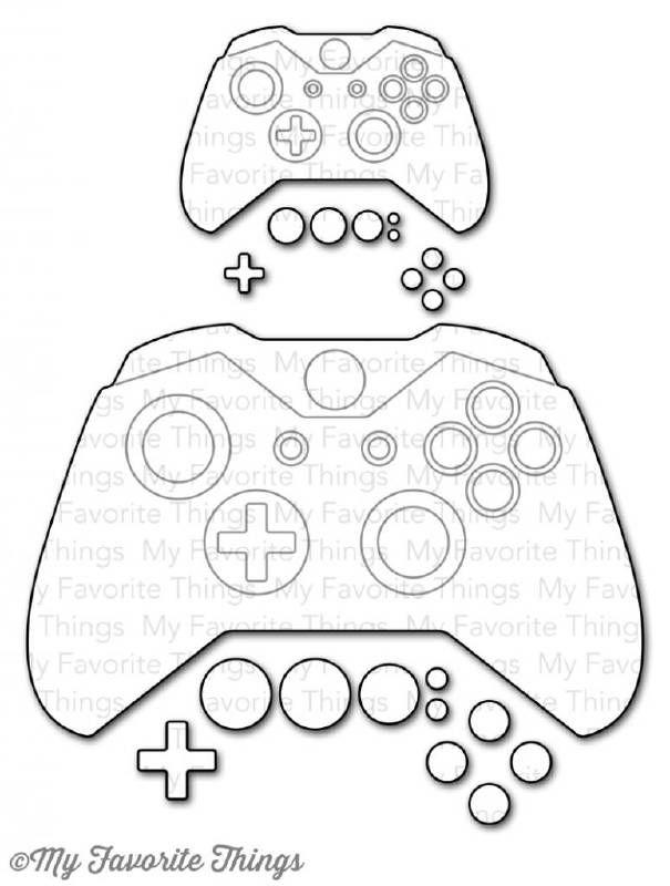 My Favorite Things Die Namics Game Controller Knutselen