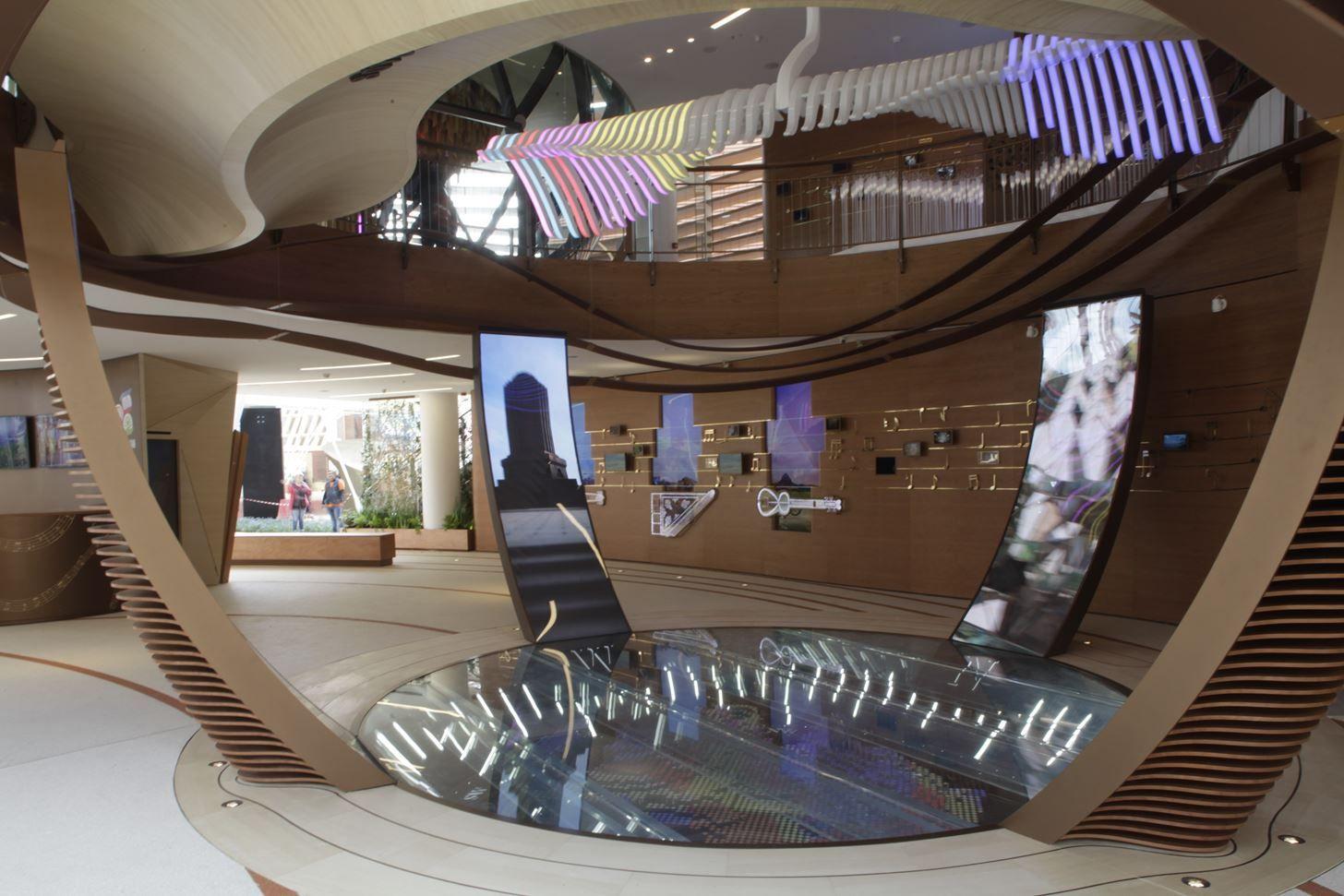 Azerbaijan Pavilion At Expo Milano 2015 - Picture gallery