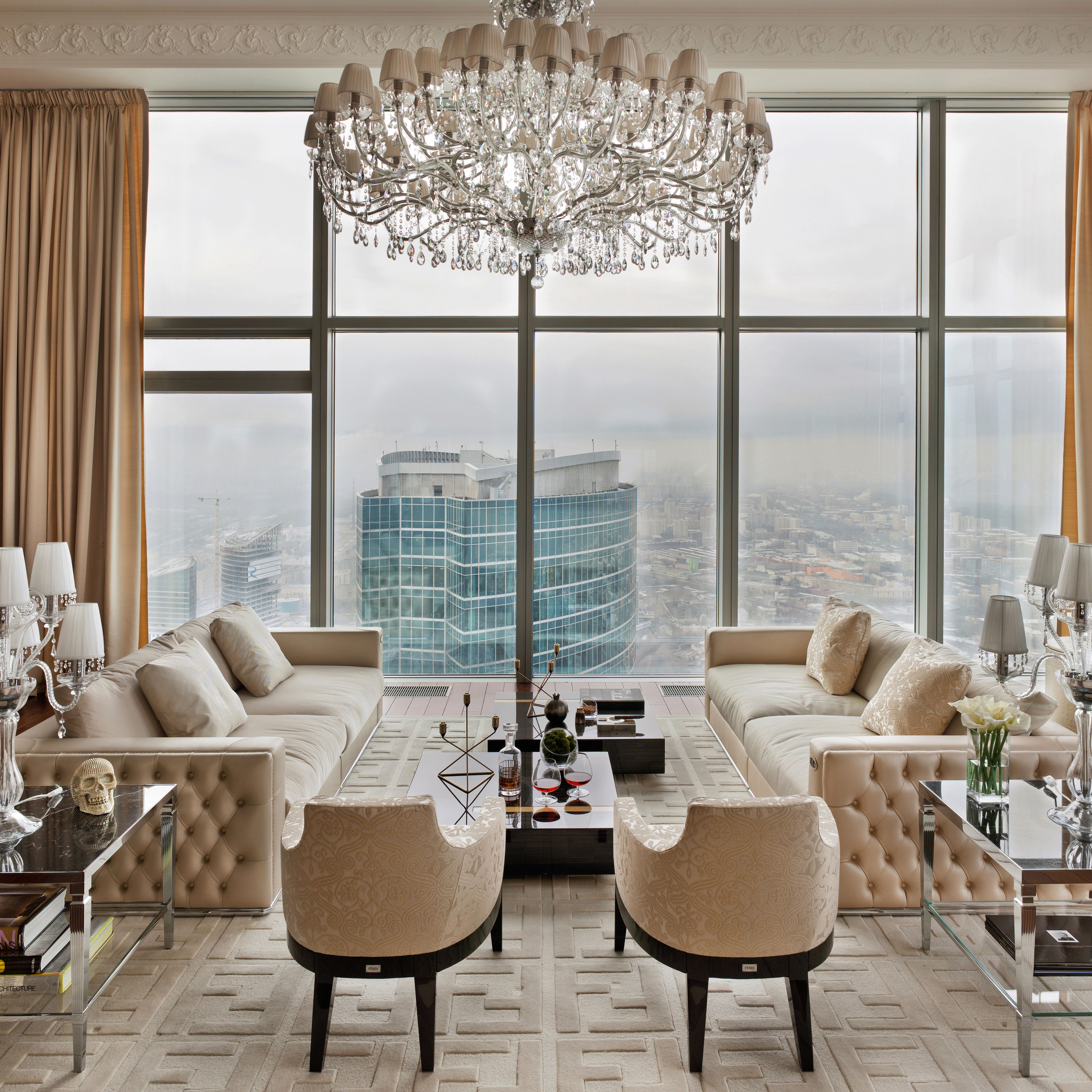 Pin By Akchurin New York On Luxury Penthouse