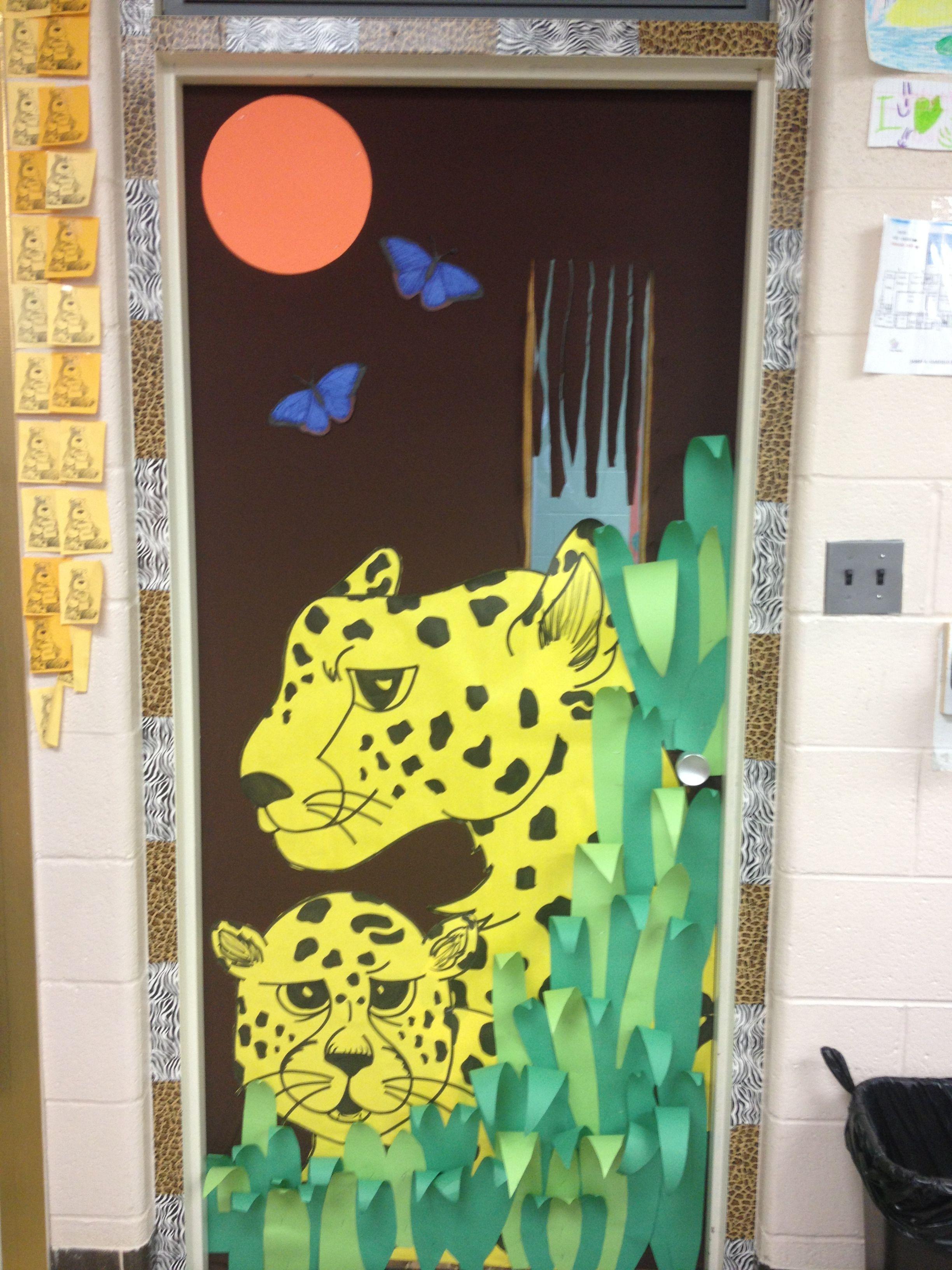 Classroom Door | School Ideas | Pinterest | Classroom door ...