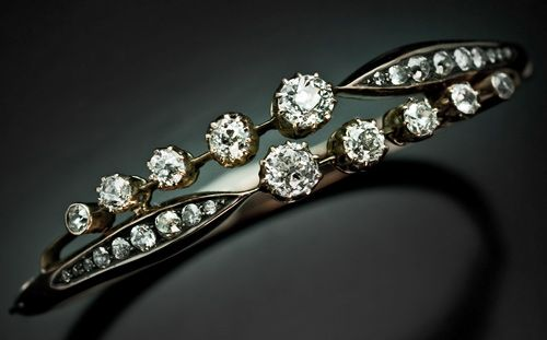 f3bbfaf32fd11 Antique and Vintage Diamond Jewelry for Sale