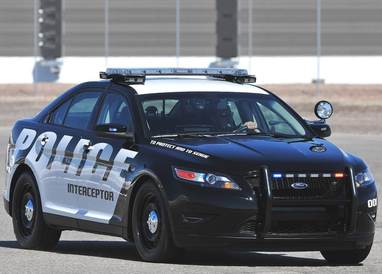 2010 Ford Police Interceptor Concept Ford Police Police Cars