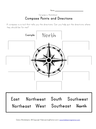 compass and directions worksheet maps pinterest worksheets geography worksheets and. Black Bedroom Furniture Sets. Home Design Ideas