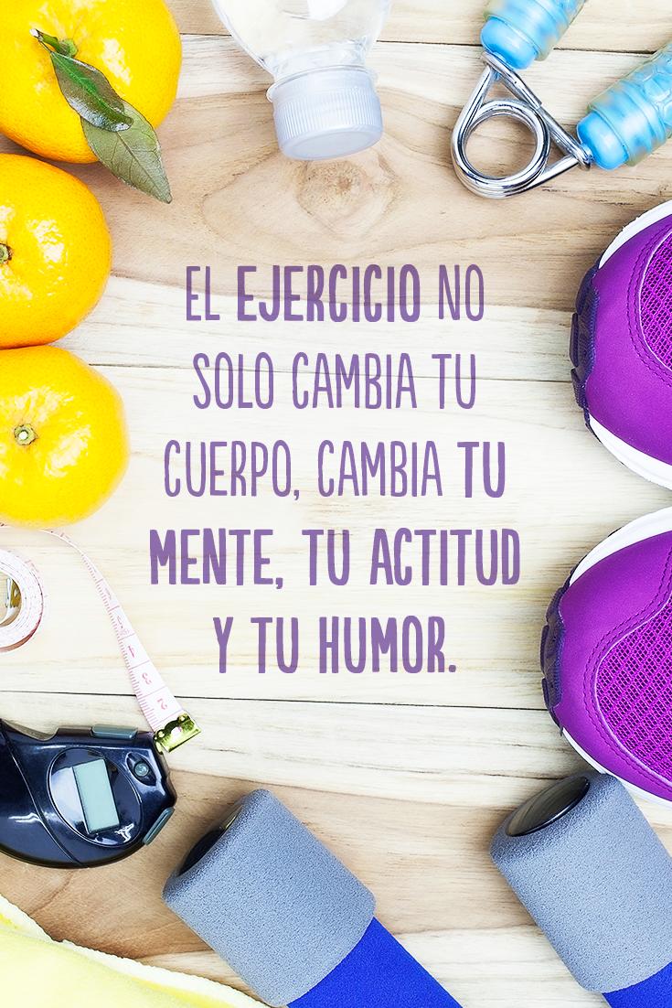 Realiza a diario rutinas sencillas de ejercicio para llevar una vida más feliz de lo que crees.
