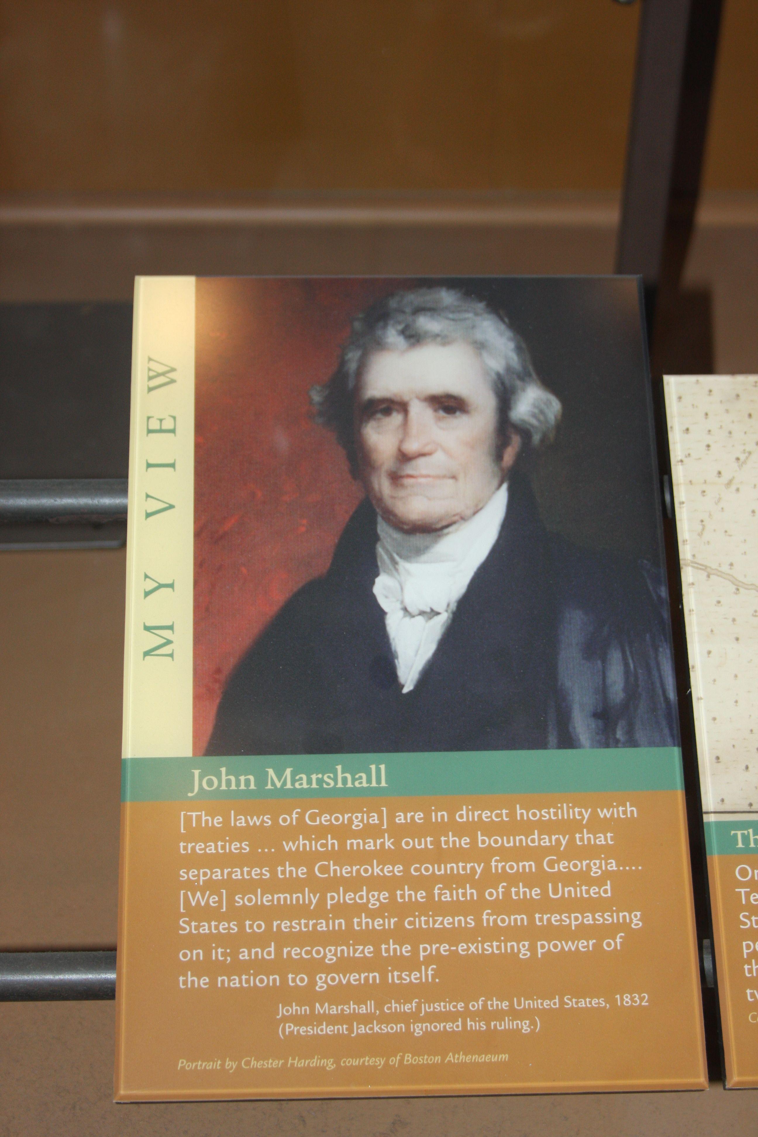 Sometimes History Takes Strange Turns This Cites John Marshall Regarding The Cherokee Nation Taking Their Land History Taking Trail Of Tears Cherokee Nation