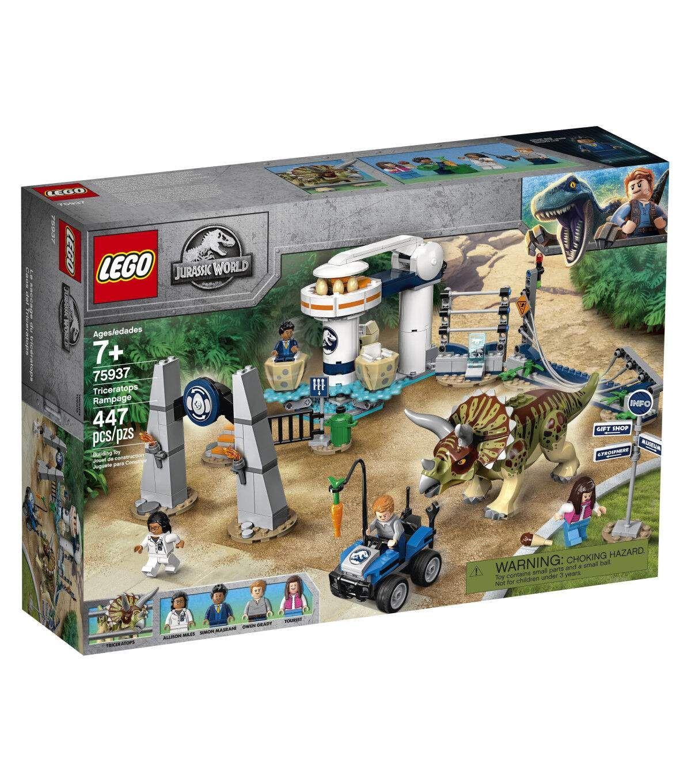 Lego 75934Jurassic World Park Worker Minifigure