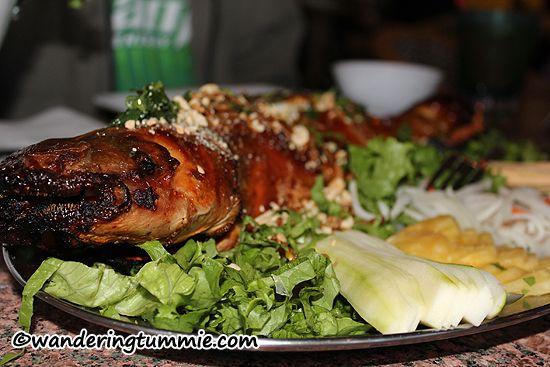 Mon Ami Cafe Garden Grove Ca Wandering Tummie Fried Whole Fish Food Food Blog