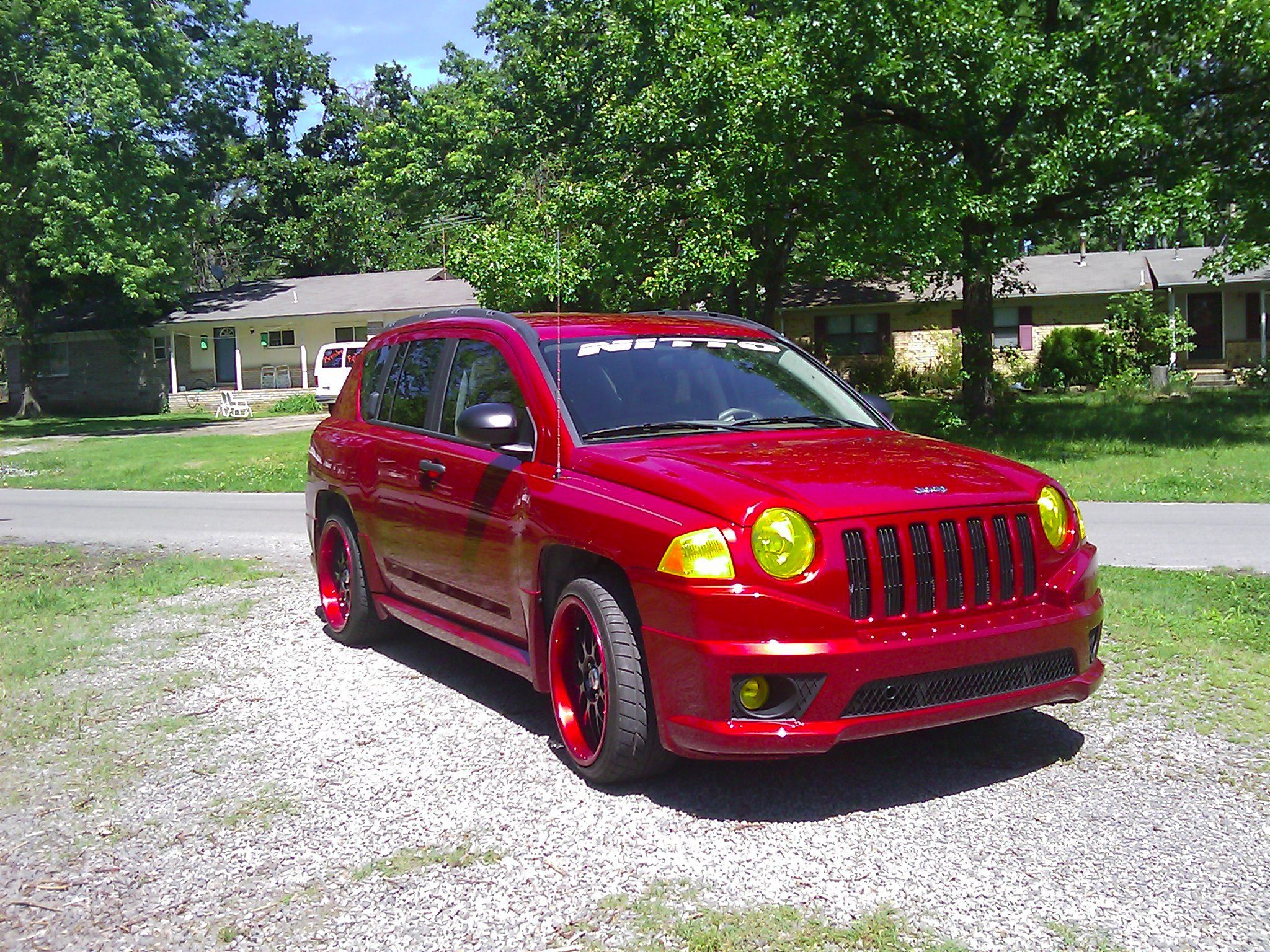 Mo4dave78 S 2007 Jeep Compass In Tahlequah Ok 2007 Jeep Compass Jeep Compass Jeep