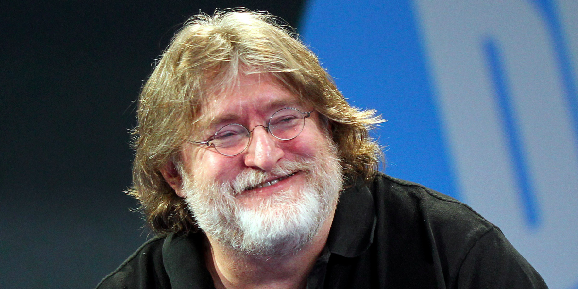 Valve Ceo Gabe Newell Is Ready And Even Quot Comfortable Quot With The Idea Of Virtual Reality Failing Even Though H Video Game Jobs Valve Video Game Tester