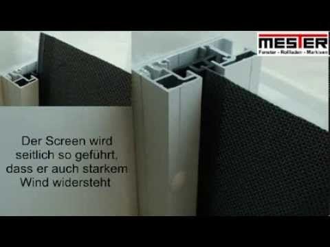 Zip #Screen #Sichtschutz \/ #Windschutz und #Sonnenschutz vom - sichtschutz f r badezimmerfenster