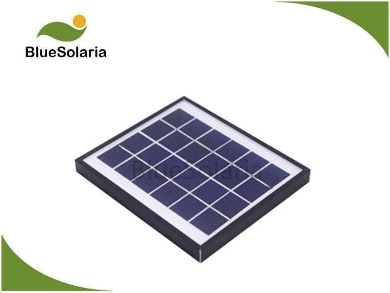 This 6v 2 5w Solar Panel Is A 12 Solar Cell Assembly 6v Mounted Onto A Tpt Backplate And Covered With Rigid Tempered Gl Small Solar Panels Solar Panels Solar