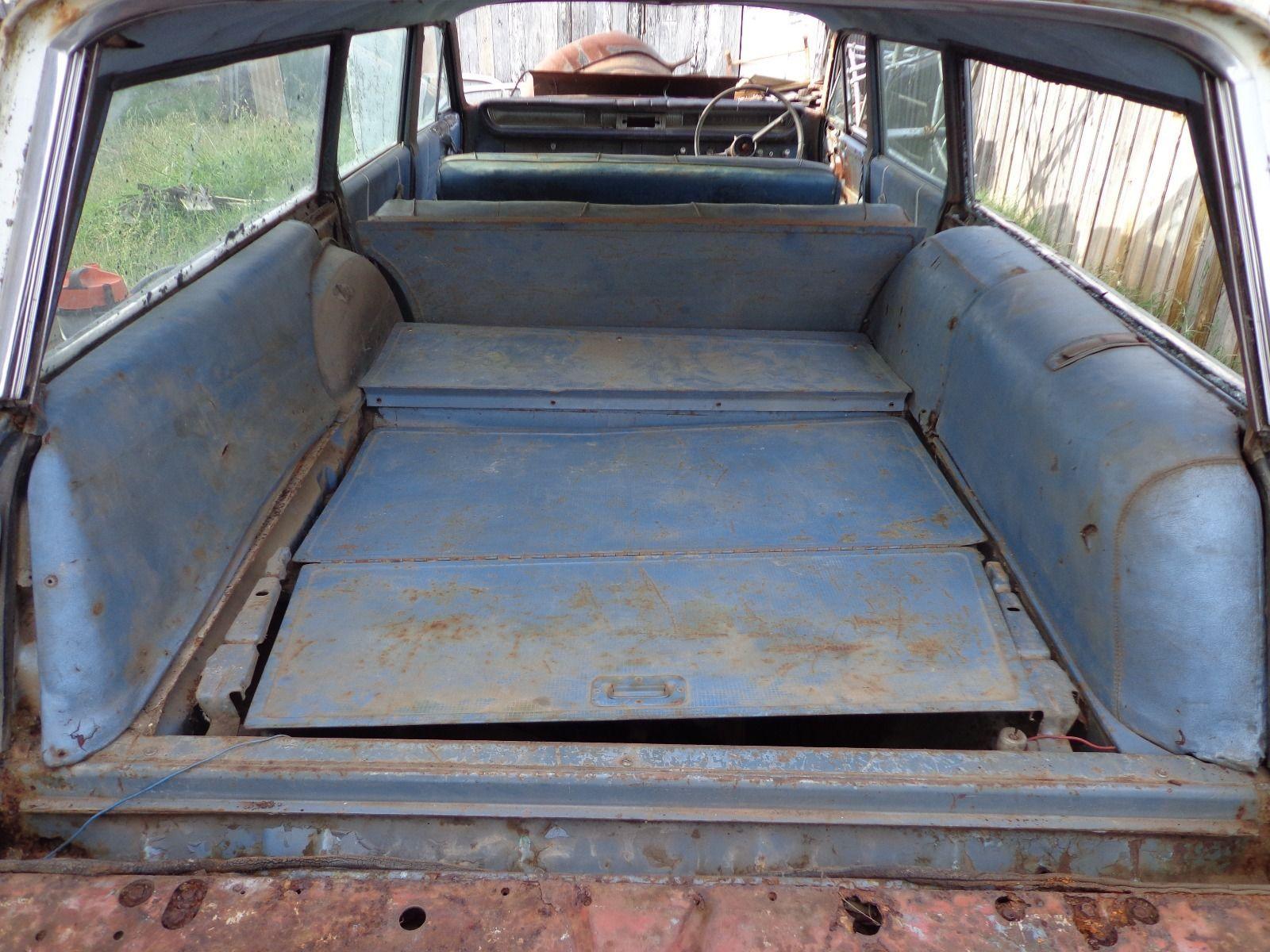 Chevrolet impala wagon export rhd 1964 parts car