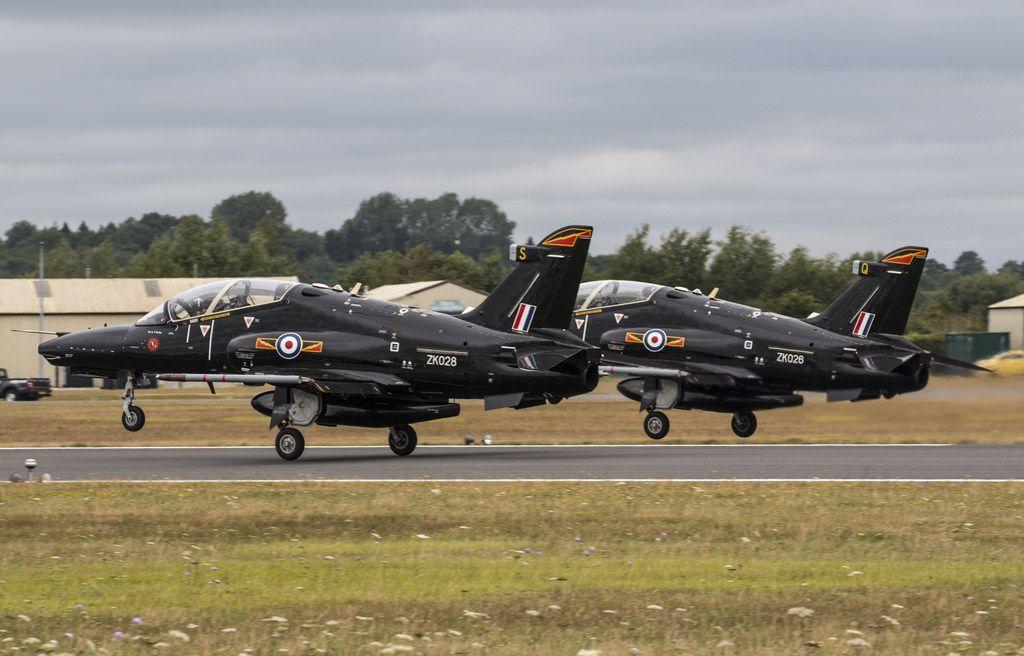 BAe Systems Hawk T2 - Royal Air Force