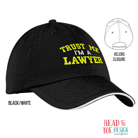 Lawyer Hat Gift For Student Graduation