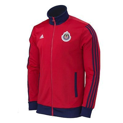 604bfaaac69 ADIDAS CHIVAS DEL GUADALAJARA CORE TRACK TOP A track top honoring the most  successful team in Mexican soccer