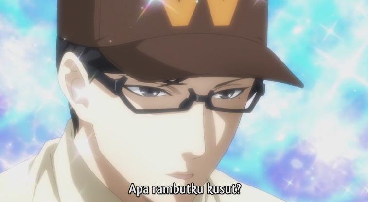 Sakamoto desu ga? episode 2 subtitle indonesia, Sakamoto