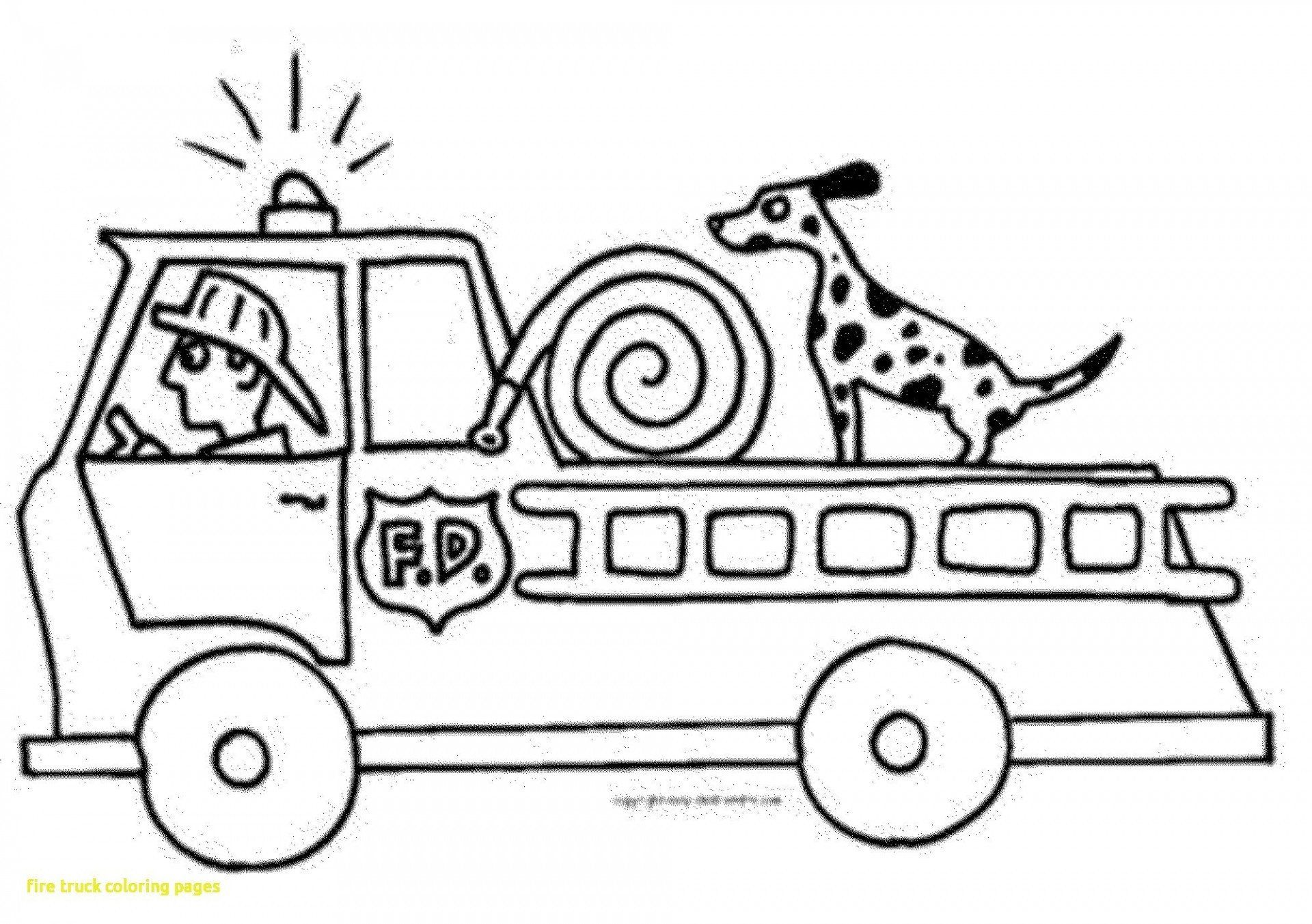 Fire Truck Coloring Page Best Of Dump Truck Coloring Pages Firetruck Coloring Page Truck Coloring Pages Fire Trucks