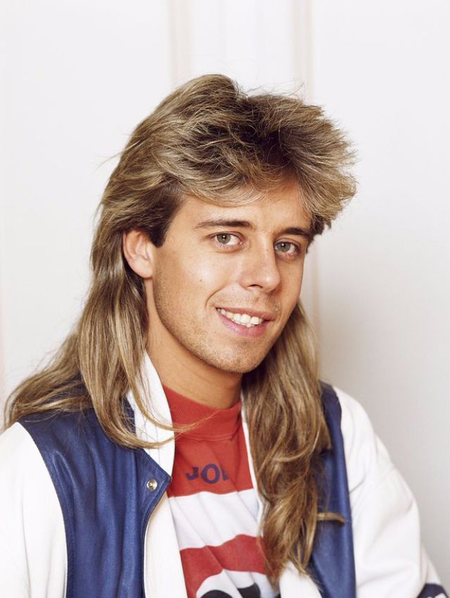 Mullet: The Badass Hairstyle of the 1970s, 1980s and Early 1990s ...
