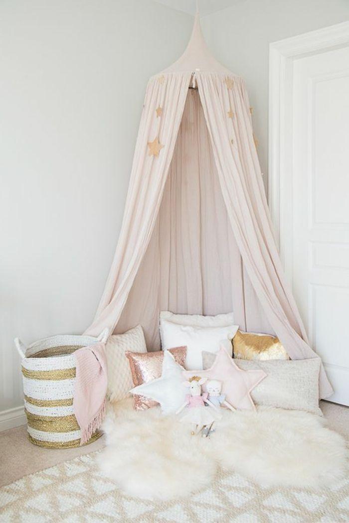 Ideen für Mädchen Kinderzimmer zur Einrichtung und Dekoration DIY - babyzimmer sterne photo