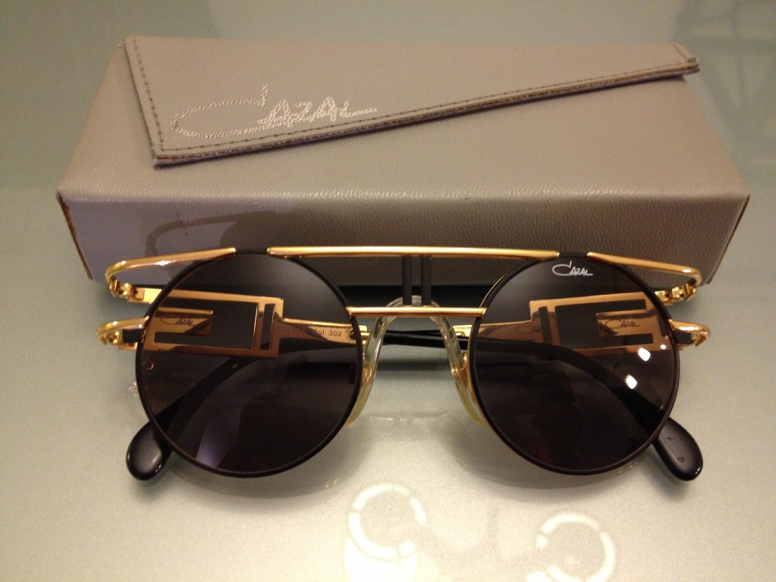 ca0d42d27f1 Rare CAZAL 958 Avant Garde Germany Sunglasses Beyonce Case Paperwork in  Clothing