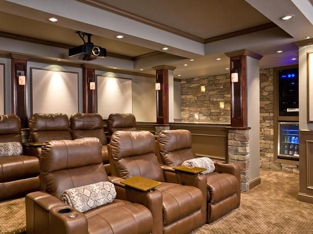 Home Theater Designs From CEDIA 2013 Finalists : Interior Remodeling : HGTV Remodels