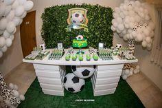 festa tema futebol