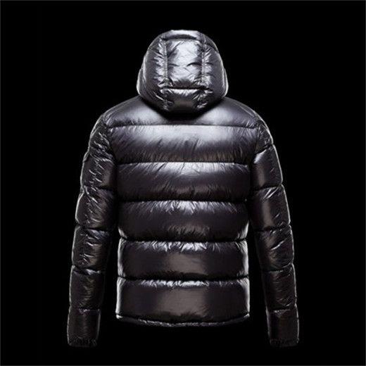 moncler veste homme, marque Moncler Homme pas chère Zin Noir, doudounes  homme 36d0c12ae61
