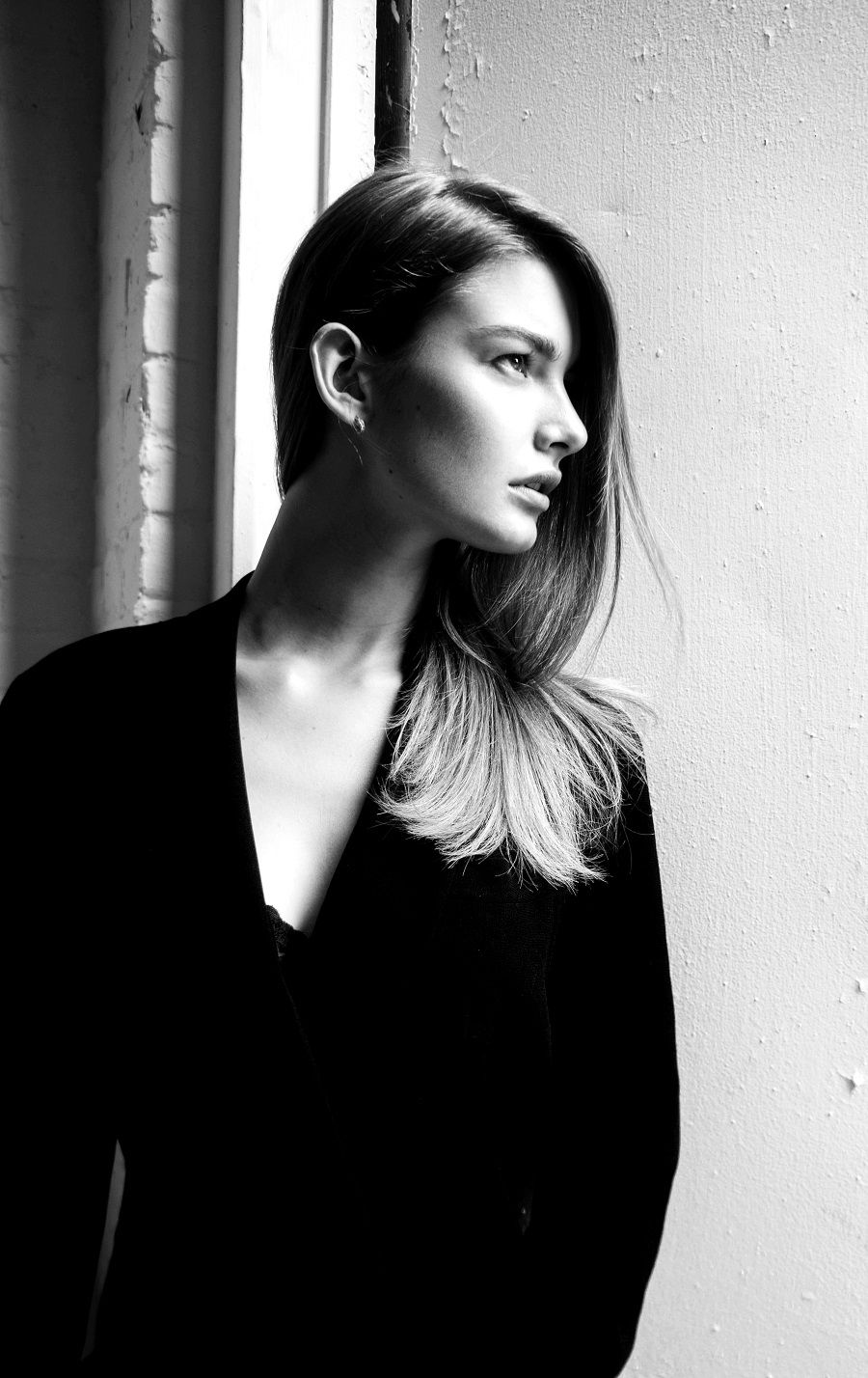 Editorial Exclusive : Ophelie Guillermand (Women NY) by Ashley Soong