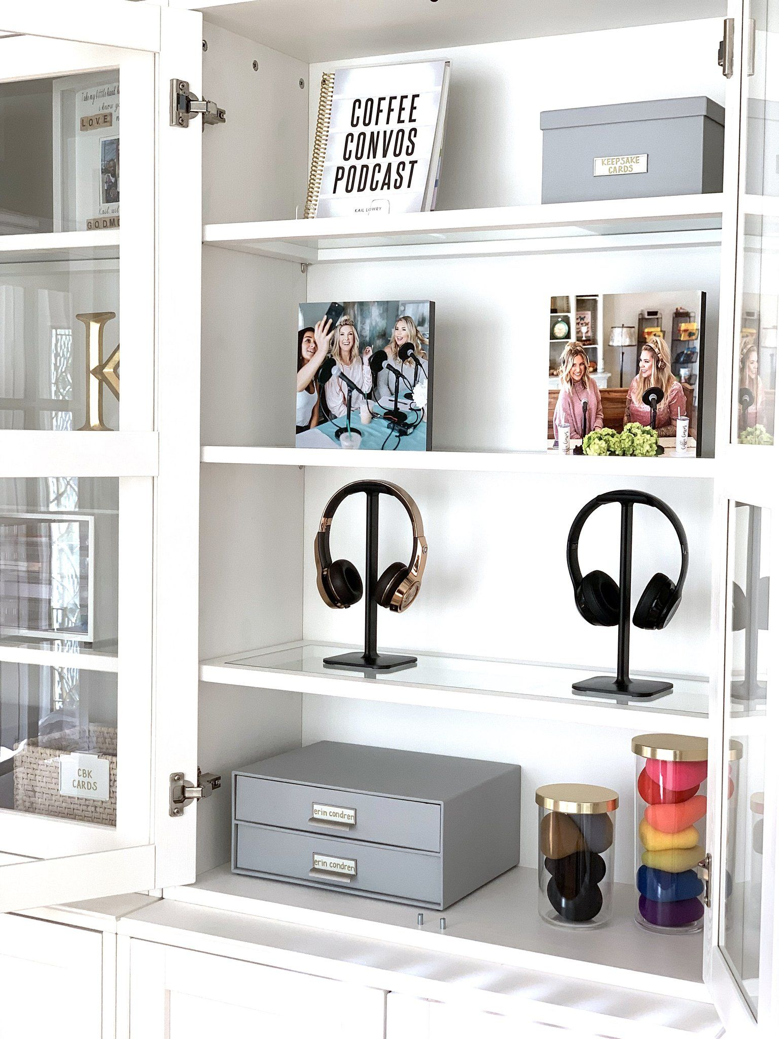 Kail Lowry S Office In 2020 With Images Office Organization