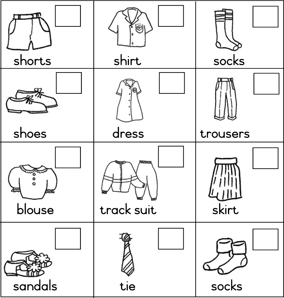 Worksheet La Ropa Worksheet Recetasnaturista Worksheet And Essay