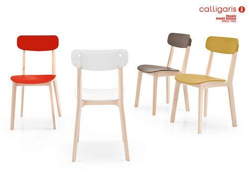 Sedie in legno da cucina / Wooden chairs | Pinterest | Smart design