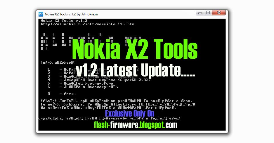 DownloadNokia X2 Tools File Information: File Name:Nokia X2