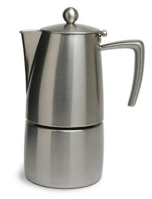 直火式エスプレッソメーカー マキネッタ ズランチョ イタリア製 マキネッタ エスプレッソ コーヒー
