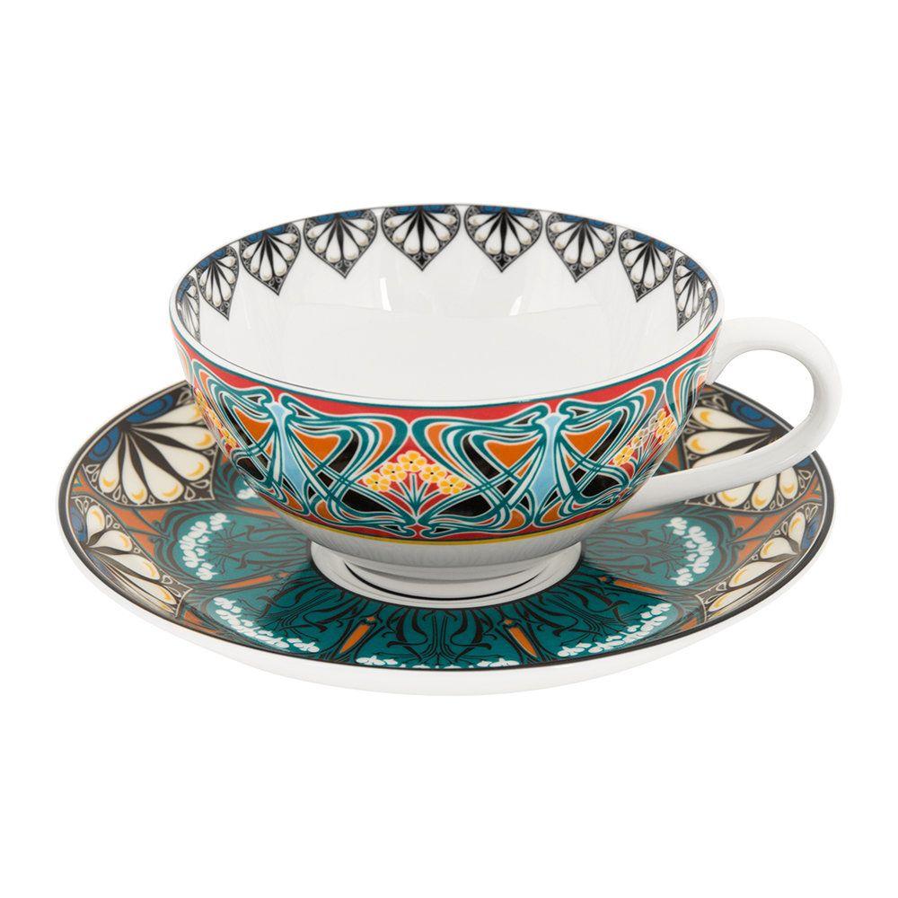 Liberty London - Reiher-Teetassenset Jetzt bestellen unter: https ...