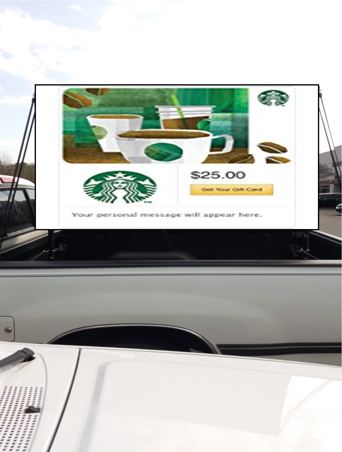 Starbucks Gift Cards Email Delivery. post by Main